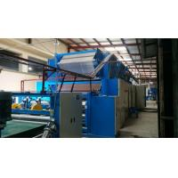 China Customized Color Cotton Carding Machine 800 kg/H For Cotton Fibre / Coconut on sale
