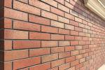 Rough Surface Thin Brick For House Brick Exterior Cladding, changeable color