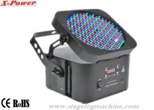 China 198 Pcs RGB LEDs wireless Led Par Can Lights With Rechargeable Lithium Battery on sale