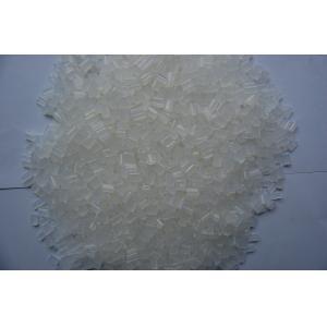 粘着性の樹脂のエヴァの熱い溶解の接着剤は透明な白を半小球形にします