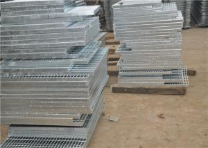 Quality Hot Dipped Galvanized Steel Checker Composite Grating for platform for sale
