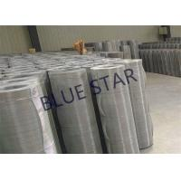 304 / 316 Stainless Steel Woven Wire Mesh For Chemical Filter Ribbons & Elements