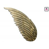 China Metal Angel Wing Wall Decor Hobby Lobby , Large Angel Wings Home Decor on sale