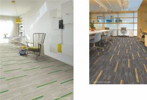 China Armstrong Vinyl Carpet Tile 500×500 Hyperion Series Square Carpets 100% Solution Dyed supplier