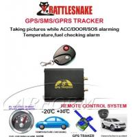 China CF106-A GPS Car Trackers GPS / SMS / GPRS Tracker with Fuel ,Temperature Checking Alarm on sale