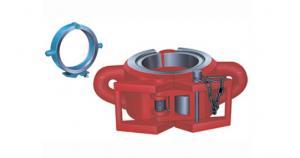 China SJ Oilfield Elevators 73.03mm 45KN Drill Pipe Handling Tool on sale
