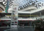 Пре-проектированная структурная сталь связывает стальной торговый центр зданий Префаб