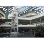 前設計された構造スチールは鋼鉄プレハブの建物のショッピング モールを縛ります