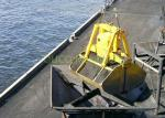 High Reliability Clamshell Grab Bucket Customised For Bulk Carrier Vessel