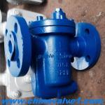 Cast steel Inverted bucket steam trap,iron,bronze,WCB