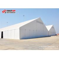 China Fire Retardant Aluminum Party Tents , Event Marquee Tent For Cafe Shops on sale