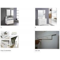 China Soundproof WPC Foam Board For Furniture Anti Glare High Durability SGS on sale