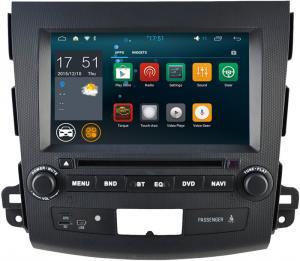 China 2007+ Multimedia Citroen C Crosser Car Radio GPS Navigation , Car Radio DVD GPS Bluetooth on sale