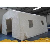 Self Erecting Inflating Rescue Tent