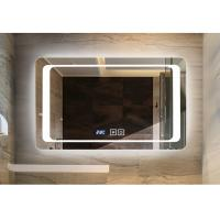China 21.5 Inch Magic Mirror TV Anti - Fog Multi Language With Built In Stereo Speakers on sale