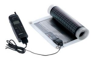 China New design solar mobile phone charger on sale