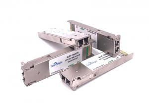 China 40km Fc 10g Xfp Optical Transceiver For Telcom Oc192 / Stm-64 10g-Xfp-Er on sale