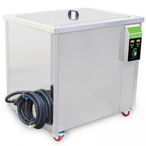 China Petrol Pump Ultrasonic Engine Cleaner , Auto Repair Large Ultrasonic Bath on sale