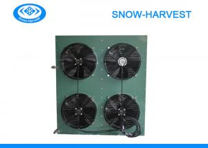 China Green 4 Fun Air Cooled Refrigerant Condensers Good Heat Transfer Performance on sale