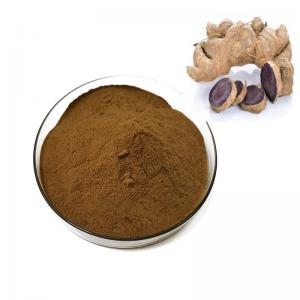 China Health Care Grade Plant Extract Powder Black Ginger Extract Powder Root Part on sale