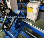T Grid Light Steel Keel Roll Forming Machine PLC Control Hydraulic Cutting