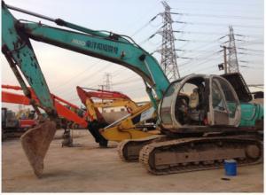 China Used Kobelco Sk200-6 Excavator Japan Original on sale