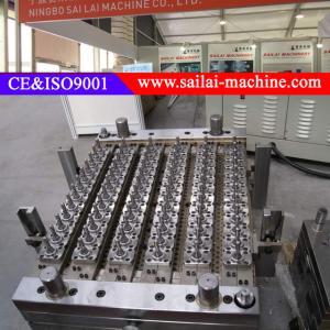 China Fabricante plástico del moldeo por inyección para la ISO de la máquina del moldeo a presión del objeto semitrabajado del ANIMAL DOMÉSTICO certificada on sale