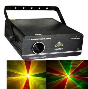 China RGY Cartoon Laser Light, Stage Lighting (A400RGY) on sale