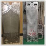 100% Equel Thermowave Heat Exchanger Parts Plate And Gasket For Plate Heat Exchanger