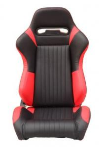 China Easy Installation Sport Racing Seats With Adjuster / Slider Car Seats on sale