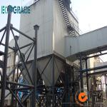 Dust Filtration Industrial Dust Collector For  Copper Smelting Furnace Gas Filter System