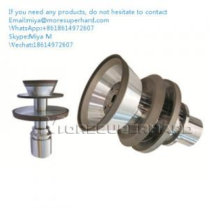 China Grinding Wheel For CNC Tool Grinder in Fluting Gashing and  Relief anglemiya@moresuperhard.com on sale