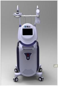 China 640nm Fat Freezing Vacuum / Cryolipolysis Machine Facial Lifting, Body Tightening MED-360+ on sale