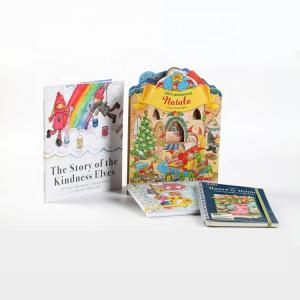 China 3d Hardcover Custom Printed Booklets / Children'S Bedtime Story Books on sale