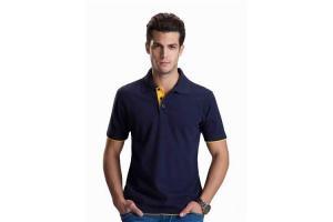 China Custom Blank men polo shirt Advertising Polo shirt for men Guangzhou factory OEM on sale