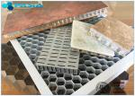 Non-perforated 5mm Side Length Aluminum Honeycomb Core Ceiling Composite Board