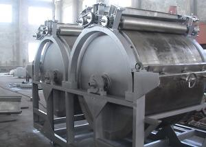 China Cylinder Starch Industrial Drum Dryer For Cereal / Potato Flakes Production Line on sale