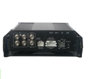China Waterproof 1 / 4 Channel PAL Video Auto Mobile DVR Recorder with G-sensor Fire Trucks on sale
