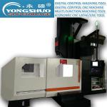 4.0m*2.0m CNC Machining Center Vertical CNC Milling Machine Center Reinforced Precision CNC