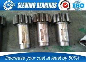 China Industrial Forging Pinion Spur Gear Shaft For Wind Power Industry on sale