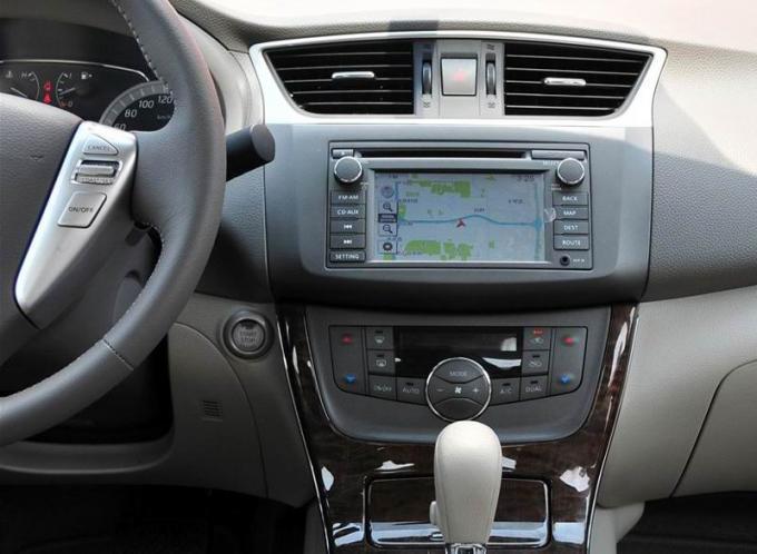 2012 2013 2014 B17 Pulsar Nissan DVD Player Android Radio GPS Navigation CTAND-F9901N
