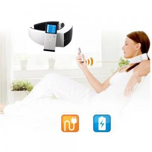 China Home Electrotherapy Rechargeable Power Switch Neck Pain Relief device on sale