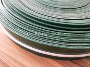 China Anti - Slip Food Grade PVC Conveyor Belt Rubber Belt For Food Industry Conveyor on sale