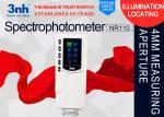 Metallic Aluminum Alloy Color Matching Spectrophotometer NR110 , Intelligent Colour Meter