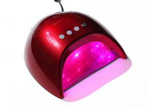 China Instant Dry Portable  Gel Light Nail Dryer Red Light Nail Lamp  Rechargeable on sale