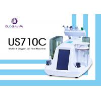 Deep Skin Cleaning Water Oxygen Jet Peel Machine Acne Removal 6MHZ Frequency