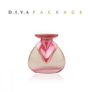 China 100ml china egyptian glass perfume bottle makeup sets on sale