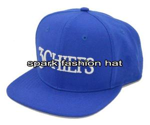 China Wholesale 100% cotton flat brim snapback hats with 3D embroidery logo on sale