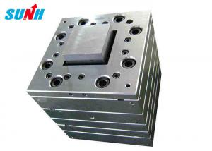 China Single Cavity Extrusion Moulding Customized Chrome Plating / Black Oxidation on sale