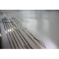 Smart tempered glass film for office design, laminated safety glass, intelligent glass with 1.8*3.2M